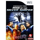 Боевик / Action  Fantastic 4: Rise of the Silver Surfer [Wii]