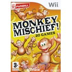 Детские / Kids  Monkey Mischief ! 20 Games [Wii]