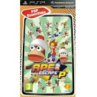 Ape Escape P (Essentials) [PSP, русская документация]