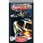Гонки / Racing  Need for Speed Carbon Own The City (Platinum) [PSP, английская версия]