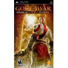 Боевик / Action  God of War: Chains of Olympus (Essentials) [PSP, русская документация]