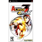 Драки / Fighting  Street Fighter Alpha 3 Max PSP