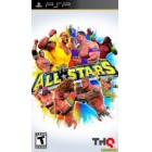 WWE All Stars (Essentials) [PSP, русская документация]