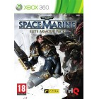 Боевик / Action  Warhammer 40,000: Space Marine – Elite Armour Pack [Xbox 360, русская версия]