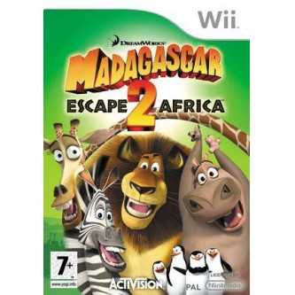 Детские / Kids  Madagascar Escape 2 Africa [Wii]