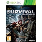 Cabela's Survial: Shadows of Katmai [Xbox 360, английская версия]
