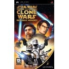 Боевик / Action  Star Wars the Clone Wars: Republic Heroes (Essentials) PSP английская версия