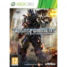 Боевик / Action  Transformers: Dark of the Moon [Xbox 360, русская документация]