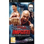 Спортивные / Sport  TNA Impact Cross The Line [PSP]