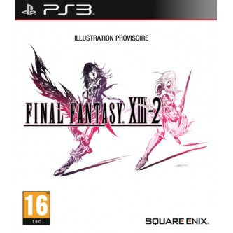 Ролевые / RPG  Final Fantasy XIII-2 [PS3, русская документация]