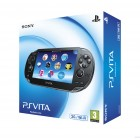 Консоль PS Vita  Консоль Sony PlayStation Vita Slim WiFi Black Rus
