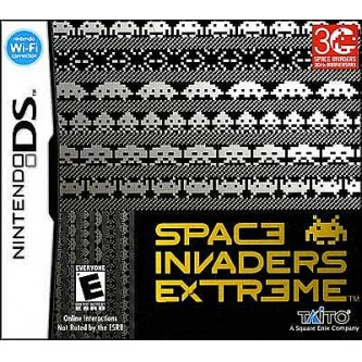 Боевик / Action  Space Invaders Extreme NDS