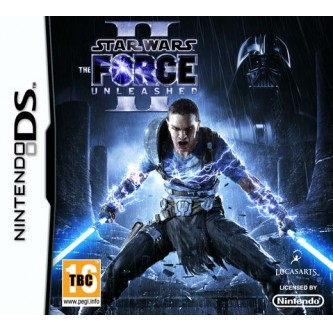 Боевик / Action  Star Wars the Force Unleashed [NDS]