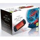 Консоль PSP  Комплект «Sony PSP Slim Base Pack Black (PSP-E1008/Rus) + «Тачки 2»