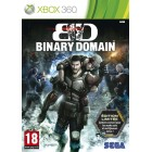 Боевик / Action  Binary Domain. Limited Edition [Xbox 360, русская документация]