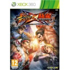 Драки / Fighting  Street Fighter x Tekken Special Edition [Xbox 360, русские субтитры]