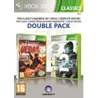 Боевик / Action  Tom Clancy's Rainbow Six Vegas 2 & Tom Clancy's Ghost Recon: Advanced Warfighter 2 Double Pack [Xbox]