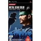 Боевик / Action  Metal Gear Solid Portable Ops (Essentials) [PSP, английская версия]