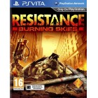 Resistance Burning Skies [PS Vita, русская версия]