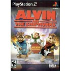 Детские / Kids  Alvin and the Chipmunks [PS2]