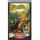Детские / Kids  Daxter (Platinum) (full eng) (PSP) (UMD-case)