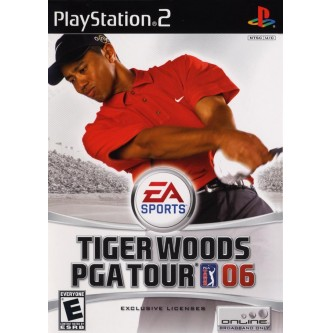 Спортивные / Sport  Tiger Woods PGA Tour 2006 (PS2) (DVD-box)