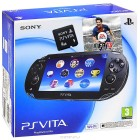 Консоль PS Vita  Комплект «Sony PS Vita Slim WiFi Black Rus (PCH-1008ZA01)» + «PSN код активации FIFA 13» + Карта памяти