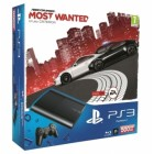 Комплект «Sony PS3 Super Slim (500 Gb) (CECH-4008C)» + игра «Need for Speed: Most Wanted»
