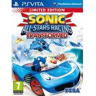 Гонки / Race  Sonic & All-Star Racing Transformed. Limited Edition [PS Vita, русская документация]