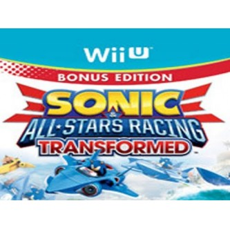 Гонки / Racing  Sonic & All-Star Racing Transformed. Limited Edition [WiiU, английская версия]