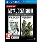Metal Gear Solid HD Collection [PS Vita, английская версия]