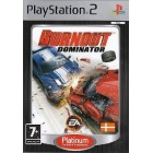 Гонки / Racing  Burnout Dominator (Platinum) (full eng) (PS2) (DVD-box)