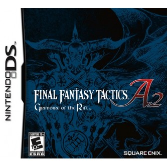 Ролевые / RPG  Final Fantasy Tactics A2 Grimoire of the Rift [NDS, русская документация]
