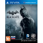 Batman: Arkham Origins. Blackgate [PS Vita, русские субтитры]