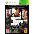 Боевик / Action  Grand Theft Auto IV Complete Edition [Xbox 360, английская версия]