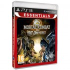 Драки / Fighting  Mortal Kombat Vs. DC Universe (Essentials) [PS3, английская версия]