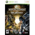 Драки / Fighting  Mortal Kombat Vs. DC Universe [Xbox360, английская версия]