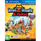 Детские Игры / Kids Games  Invizimals: Альянс [PS Vita, русская версия]