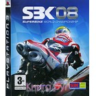 SBK 08 Superbike World Championship [PS3]