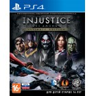 Injustice: Gods Among Us Ultimate Edition [PS4, русские субтитры]
