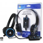PS3: Игровая Стереогарнитура (PS3 Gaming Headset: CP-01: A4T)